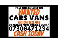 ♻️🇬🇧 SELL MY CAR VAN 4x4 CASH ON COLLECTION SCRAP DAMAGED NON RUNNING WANTED LONDON Dd