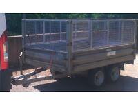 Conway gardener's trailer