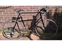 Retro Raleigh Road Race Bike 1983