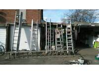 Builders/decorators ladders