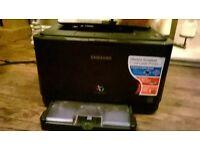 Samsung Colour Desktop Laser Printer