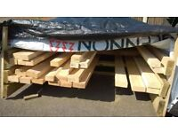 New 3x2(63mmx38mm) CLS C16 Kiln Dried Studwork Timbers-Various Lengths
