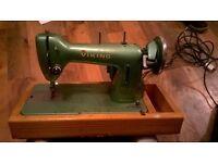green viking husqvarna sewing machine