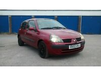 quick sale Renault Clio 1,2 expression Run great