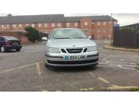2005 Saab 2l turbo..150bhp long mot