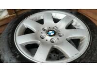 Bmw alloy wheels 16