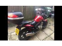 Motorcycle Honda CBF600 N8 only 5,056 miles 2010