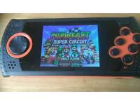 16bit handheld games console with 1500 top games