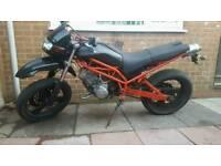 125cc sachs xroad