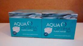 5 Aqua Optima Water Filter Cartridges