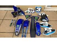 Yzf426 yz426 Yz Yzf Wr 125 250 426 450 parts for sale