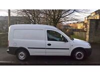 Vauxhall Combo Panel Van 1.3 2010 (60)**Diesel**Years MOT**Great Running Van**Only £2395