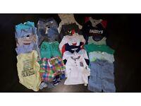 Boys Bundle of Clothes 18-24 months