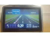 TOMTOM GO520 EUROPE TRUCK LATEST V971 WITH SPEED CAMERA ALERTS