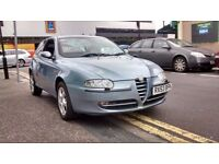 2003 ALFA ROMEO 147 T SPARK LUSSO SELESPEED SEMI-AUTO ONLY 45,000 MILES 6 MONTH'S WARRANTY