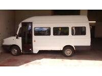2004 LDV Convoy, LWB, max weight 3850kg, 10 months MOT