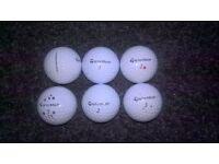 TaylorMade Golf Balls (6 Balls)