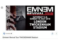 2x eminem tickets