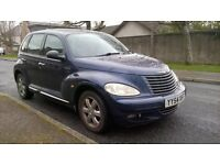 2005 CHRYSLER PT CRUISER CRD DIESEL MANUAL