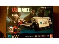 Wii U ZOMBIE U PREMIUM PACK LIMITED EDITION