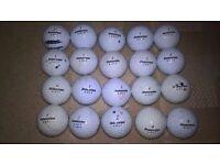 20 Bridgestone Golf Balls