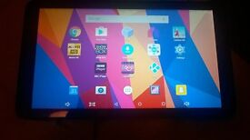 10.1 hannspree tablet boxed with kodi cartoon hd showbox installed
