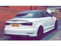 """ONE OFF"" 1.4 TURBO Audi A3 / S-LINE NOT S3 ,,PX ""NO REPLICA""VERY LOW MILEAGE 39k ,, MUST READ! ONO."