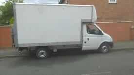 Man with a big van..24 hrs service