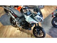 2014 TRIUMPH TIGER SPORT, OWNED BY TRIUMPH FACTORY EMPLOYEE, FSH, LOTS OF GENUINE ACCESSORIES