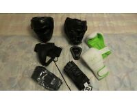 Boxing Gloves (Davina Mccall) & Protective Gear