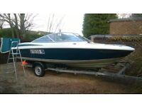 boat. Maxum SR19 Bowrider speedboat 3 Litre Mercruiser with Alpha Stern Drive