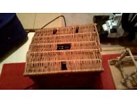 Old Fishing Basket - collectors item