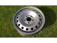 Trafic / Vivaro 16inch steel wheel