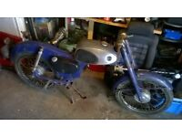 scrap motorcycles/mopeds wanted