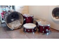 BASS DRUM BY CB DRUMS 20 INCH