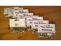 450 Decorative Pewter Nails for upholstery and crafts- 9 packs of 50