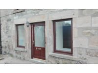 Attractive, petite, 1 bed flat in Evanton near Dingwall