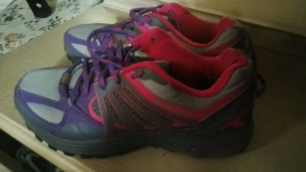 Karrimor trek trainersin Liverpool City Centre, MerseysideGumtree - Karrimor womens trainers