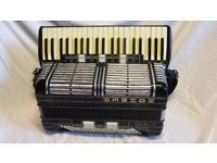 Hohner Morino VM (Domino Coupler) Accordion