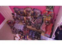 job lot wholesale retail comic ex retail store stock