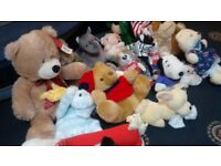 Dolls and teddies