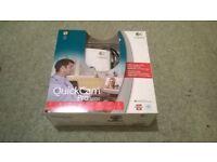 Brand new unused item. Logitech QuickCam Pro 5000 Web Cam with Mic