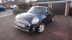 MINI ONE 1.2 Twinpower Turbo Petrol 2015 in Excellent Condition