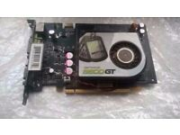 XFX GeForce 8600 GT (512 MB) (Graphics Card)