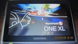 TomTom One XL Sat Nav