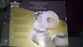 Tommee Tippee Electric breast pump -collection only