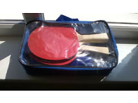 Table Tennis kit - never used - great for camping/summer hols