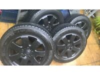 vw transporter t5 wheel alloys