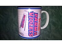 Rare Parma Violets Sweets Cup Collectible