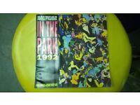 Collectors - Souvenir Programme - IN THE PARK 1992 - The Mean Fiddler - Finsbury Park - VGC - £20